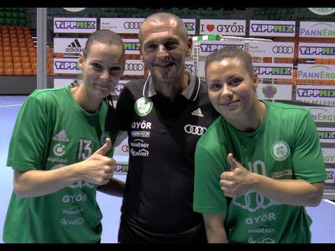 Görbiczet és Mörköt is legyőzte a Győr edzője