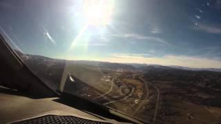 Eagle Colorado Airport KEGE LDA Runway 25 Approach