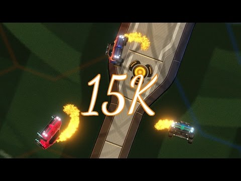 Rocket League - 15K Montage!!!! - YouTube