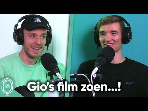 GIO KREEG GEVOELENS TIJDENS ZOEN SCÈNE IN ZIJN FILM - De Zolderkamer #50