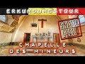 Chapelle Mineurs: Star Trek-Kirche Art Deco-Stil - Glockenläuten Ist KEINE Gute Idee! 🔎 Lost Place