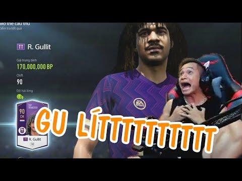 Mixigaming Mở Go�i Thẻ Mơ�i Của Fifa Online 4 Cực May Mă�n Ra Hẳn R.Gullit  Mixigaming FO4