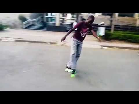 I love freestyle skating
