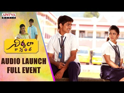 Nirmala Convent Audio Launch Full Length...