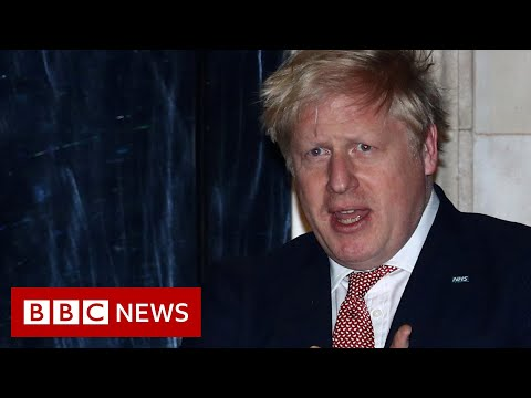 Coronavirus: Boris Johnson In 'good Spirits' In Hospital - BBC News