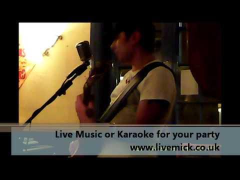 www.livemick.co.uk - Demo