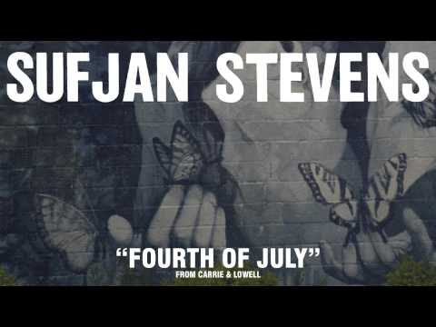 Sufjan Stevens, Fourth Of July  Audio