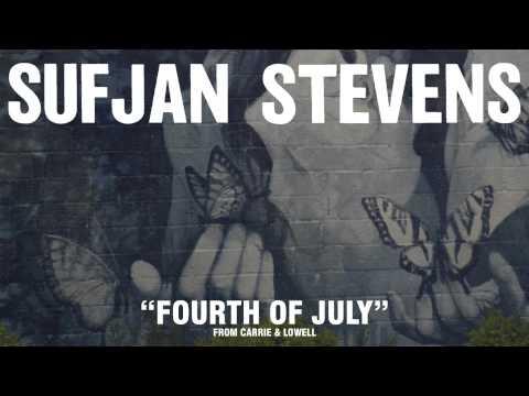 """Sufjan Stevens, """"Fourth Of July"""" (Official Audio)"""