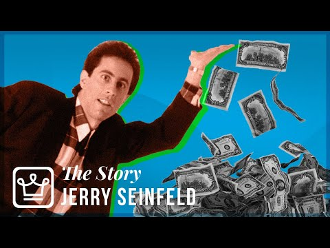 How Seinfeld Became the First Billionaire Comic