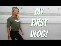MY FIRST VLOG! | Lip Injections, Road Trip and More!