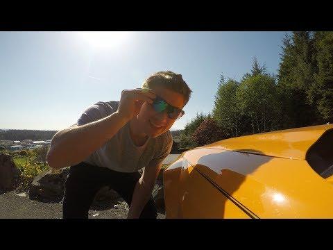 Driving Around The Entire Sitka, Alaska