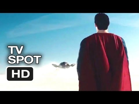Man of Steel TV SPOT - For A Reason (2013) - Henry Cavill Superman Movie HD