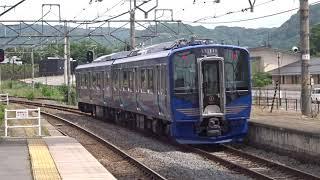 【試運転】しなの鉄道SR1系試運転 田中駅発車