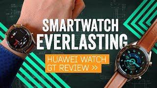 Huawei Watch GT Review: Two-Week Battery Life (!) thumbnail