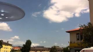 doğubeyazıt ptt önünde ufo gerçek +18