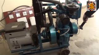 Diesel Generator Set-Hindi