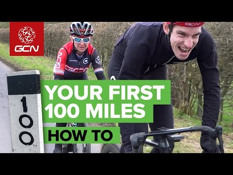 Cycling Your First 100 Miles | How To Prepare For A Century