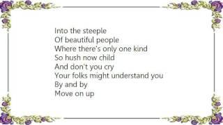 Curtis Mayfield - Move on Up Single Edit Lyrics