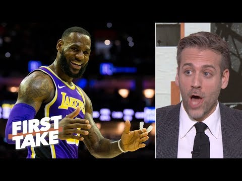 It's insulting to compare any player to LeBron James - Max Kellerman | First Take