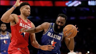 The Best of James Harden and Giannis Antetokounmpo Beef