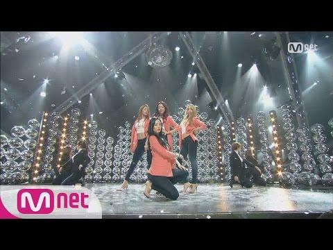 Dalshabet(달샤벳) - Someone like U(너같은) M COUNTDOWN 160107 EP.455