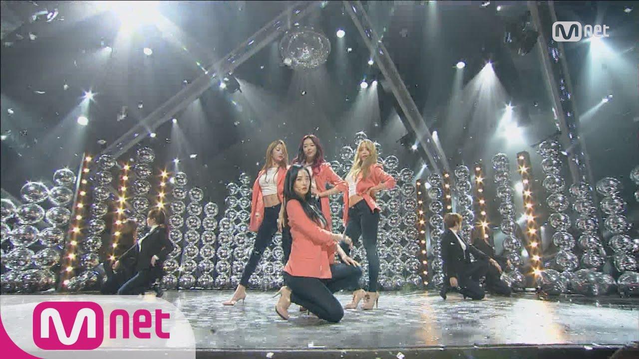 Dalshabet(달샤벳) - Someone like U(너같은) M COUNTDOWN 160107 EP.455 #1
