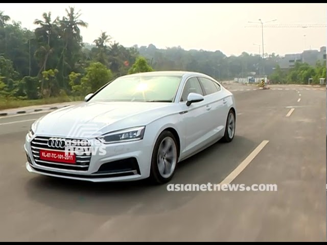 Audi A5 Sportback | Price in India, Review, Mileage & Videos | Smart Drive 4 Feb 2018