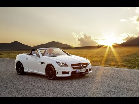 2016 mercedes amg slk 55 youtube. Black Bedroom Furniture Sets. Home Design Ideas