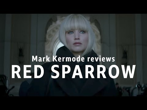 Red Sparrow reviewed by Mark Kermode