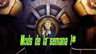 Fallout 4 : Mods de la semana 1 (Diálogo mejorado,