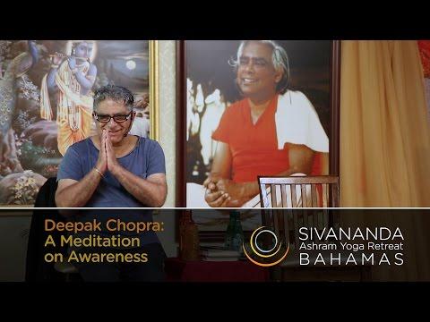 Deepak Chopra: You Are the Universe (Part 2) A Meditation on Awareness