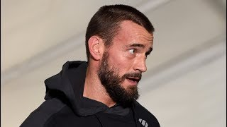 CM Punk on Why he won't come back to WWE