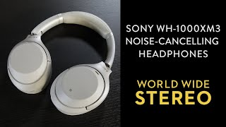 Review: Sony WH-1000XM3 Wireless Noise-Canceling Headphones