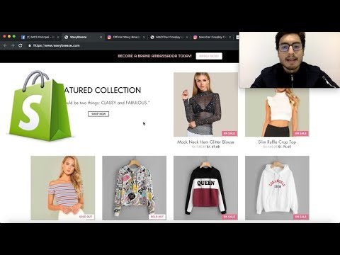 How to Sell Clothes on Shopify (3 Store Reviews) thumbnail