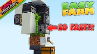 How To | MICRO BAMBOO FARM | Minecraft Bedrock Edition