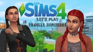 [Sims 4] C'est l'histoire de la vie... Famille Jupiterre.