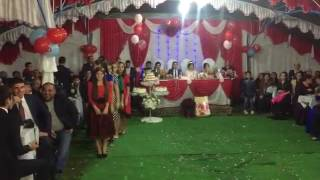 Свадебный танец невесте