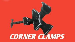 MAKING ANGLE CLAMPS/CORNER CLAMPS-BIKIN KLEM SUDUT/KLEM SIKU