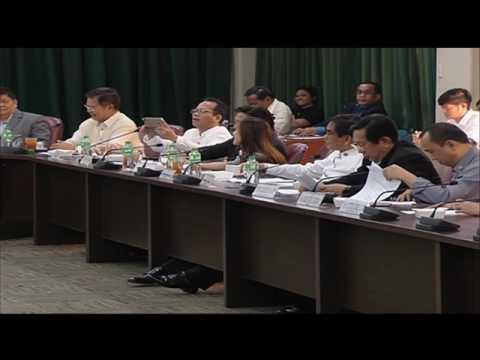 House panel approves dismissal of Duterte impeachment