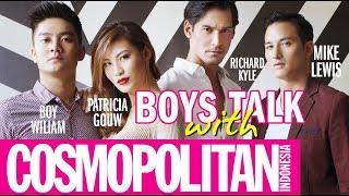 Download Video Ngobrol Seru Patricia Gouw, Richard Kyle, Mike Lewis, Boy William | Cosmopolitan Indonesia MP3 3GP MP4