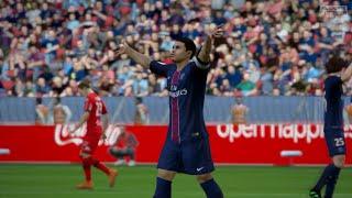 Video Gol Pertandingan Paris Saint Germain vs Dijon FCO