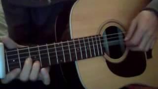 [ Guitar Cover ] Yêu Một Người Phải Chăng Lầm Lỗi - Ưng Đại Vệ