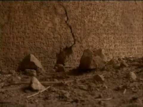Ruins of Nineveh in Mosul