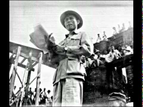 General Aung San speech part 1
