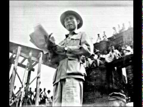 General Aung San speech part 1