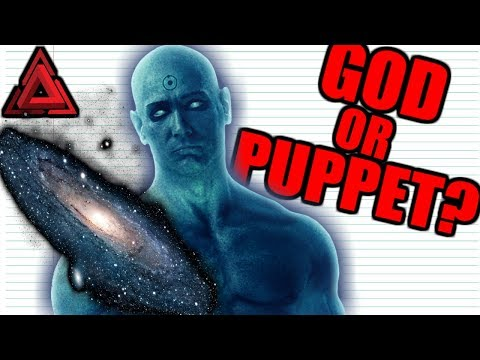 THE TRUTH Behind Dr. Manhattan's Power!