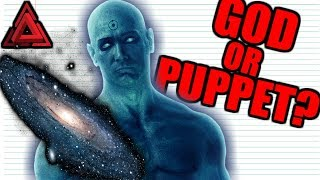 THE TRUTH Behind Dr. Manhattan