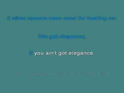 ELEGANCE [karaoke]