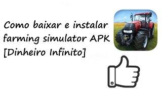 Como baixar e instalar farming Simulator 14 APK [dinheiro infinito]