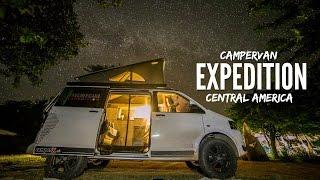 T5 Off Road 4x4 camper van motorhome PANAMERICANA Expedition Centralamerica camperx